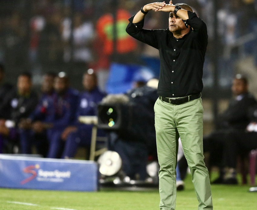 Johnson becomes second coaching casualty of Monday after he's sacked by AmaZulu