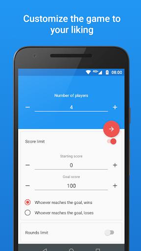 Scorekeeper 2.2.2 screenshots 2