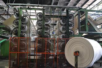 Photo: Engranaje textil COLTEJER