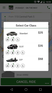 New Experience Car Service screenshot 4