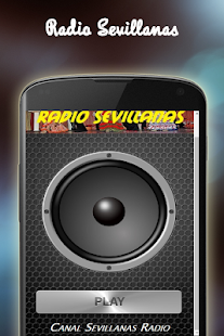 Sevillanas Radio - náhled