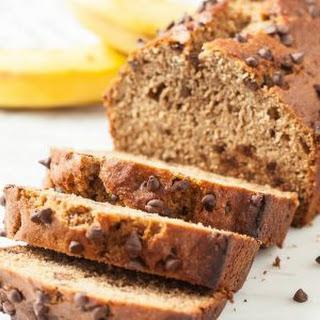 One-Bowl Healthy Banana Bread (No Refined Sugar, Dairy Free).