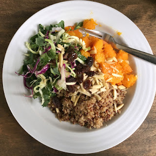 ​Basic Quinoa + Quinoa Bowl