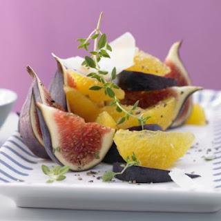 Orange and Fig Salad