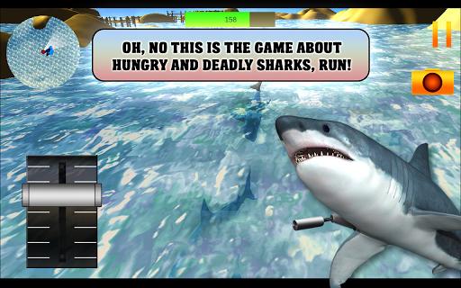 True Hungry Sharks