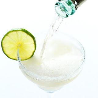 Sparkling Margaritas (Champagne Margaritas).