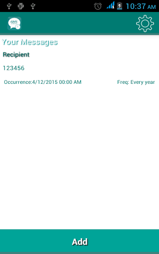 無料通讯AppのSMSスケジューラ|記事Game