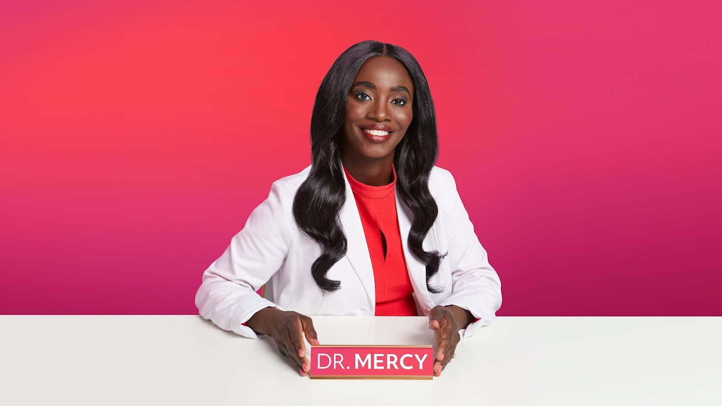 Watch Dr. Mercy live