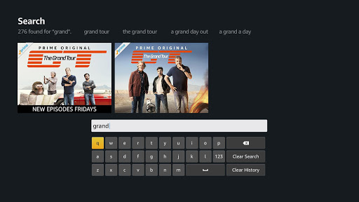 Prime Video - Android TV 5.2.43-googleplay-armv7a Screenshots 4