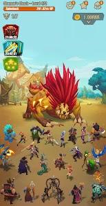 Idle game offline clicker: Juggernaut Champions 1.7.6