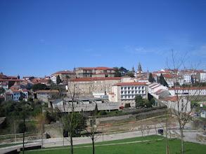 Photo: Blick auf Universität von Santiago de Compostela