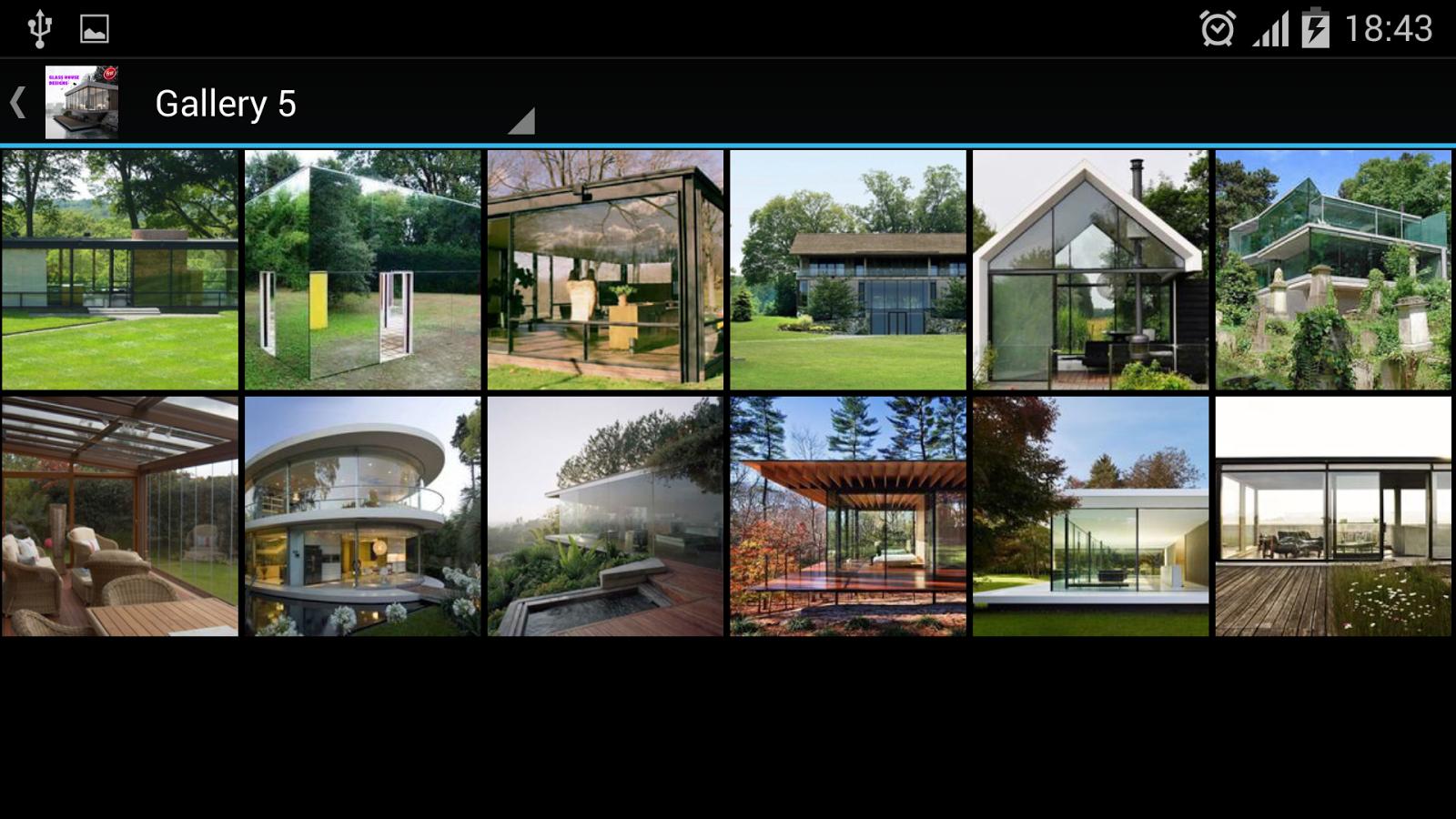 Glass House Screenshot