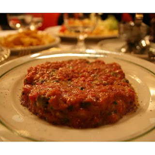 Tartar Steak