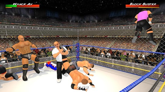 Wrestling Revolution 3D App Download For Android and iPhone 1