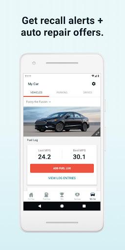 GasBuddy: Find Cheap Gas Prices & Fuel Savings screenshot 6