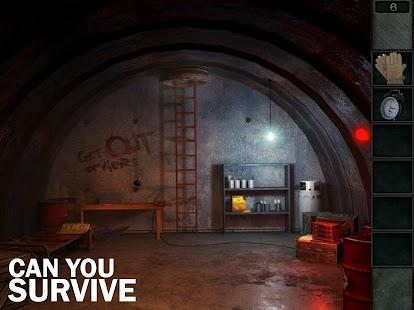 Can You Escape - Armageddon Screenshot