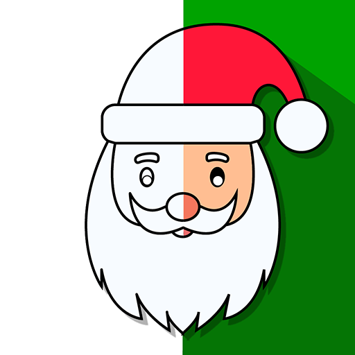 draw santa christmas coloring book