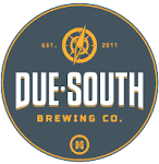 Logo for Due South Brewing Co