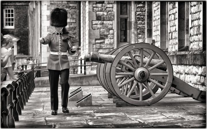 Vecchio cannone di marco pardi photo