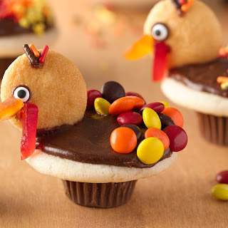 Gobble Gobble Turkey Cookies