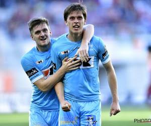 """Van der Bruggen wist waar hij aan toe was bij Gent: """"Het was tijd, met het rotatiesysteem kon je goed spelen en er toch naast vallen"""""""