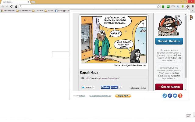 Bymizah.com - Mizah ve Karikatür