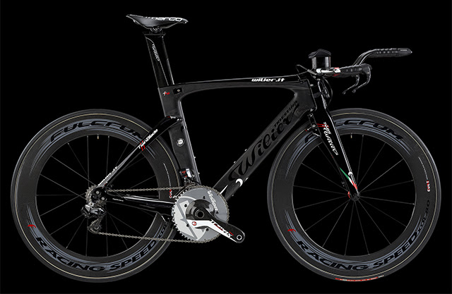 Wilier Twin Blade 710IC