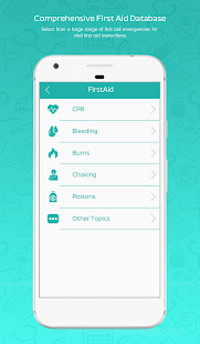iFirstAid Lite- screenshot thumbnail