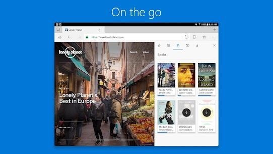 Microsoft Edge Browser 10
