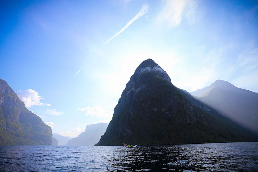 Norway-Naeroyfjord1 - Naeroyfjord is a UNESCO protected area that features dramatic mountains and placid waters.
