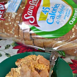 Overnight Crock Pot Apple French Toast.
