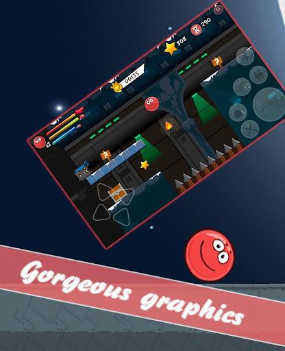 Red Hero 4 : Bounce Ball Vol3 cheat screenshots 1