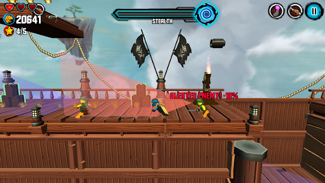 LEGO® Ninjago: Skybound- screenshot thumbnail