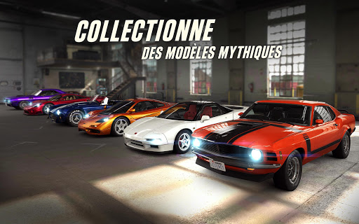 CSR Racing 2 APK MOD screenshots 2