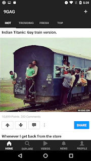 9GAG: Best LOL Pics & GIFs 😂 screenshot 05