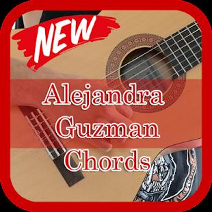Alejandra Guzman Chords Guitar - náhled