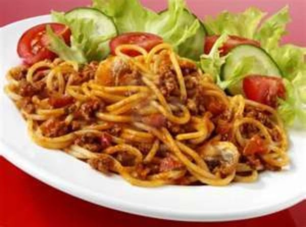 Serve over Cooked pasta or Spaghetti noodles. With a garden salad, & hot garlic bread,...