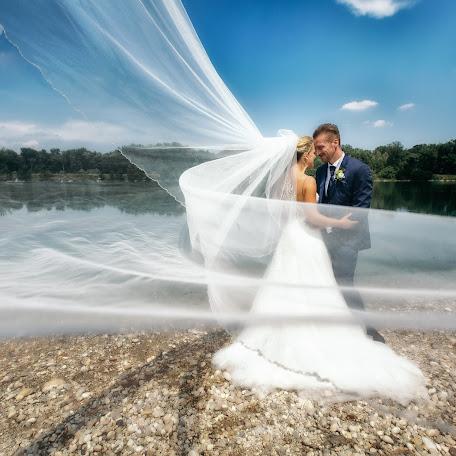 Fotografo di matrimoni Jerry Reginato (reginato). Foto del 19.07.2018