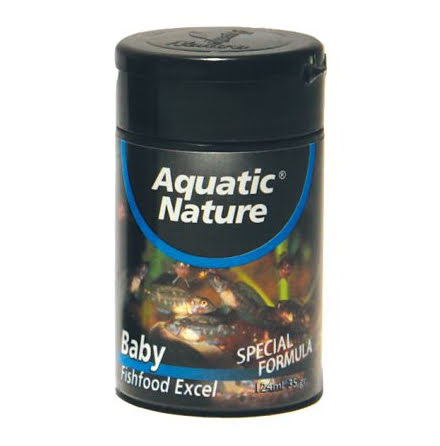 Babyfish Food 124ml/35g