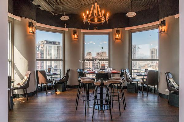 板橋高空景觀餐廳|ABV 閣樓餐酒館-世界精釀啤酒餐廳-板橋府中店|台北聚餐、約會、球賽餐廳