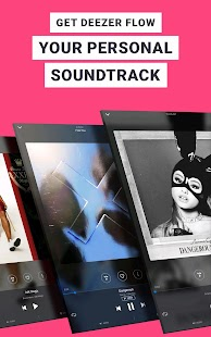 Deezer: Songs & Album Streaming with our Music App- screenshot thumbnail