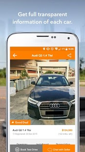 Carro - Buy & Sell Cars Direct- screenshot thumbnail