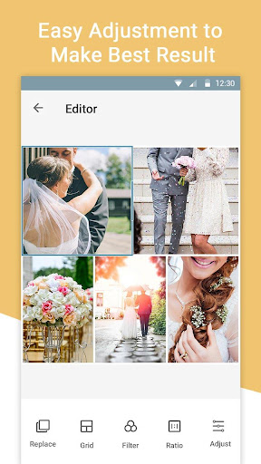 Rush Layout for Instagram - Photo Collage Maker 1.0.2 screenshots 3