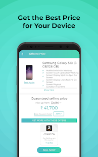 Cashify - Sell Old & Used Mobile Phones Online Screenshot