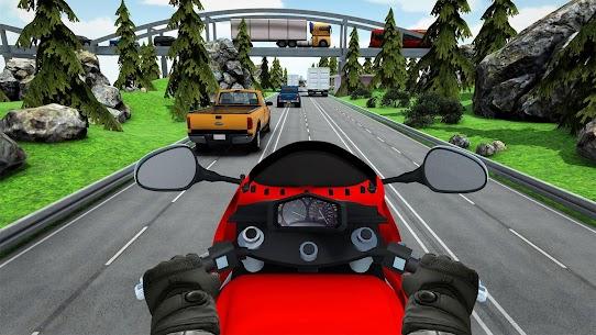 Highway Bike Racing Games:Moto X3m Race bike games 1.7 Mod APK Latest Version 3