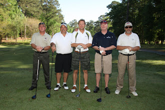 Photo: Varsity Club: The First Annual Varsity Club Celebrity Golf Tournament at Golden Eagle Country Club.