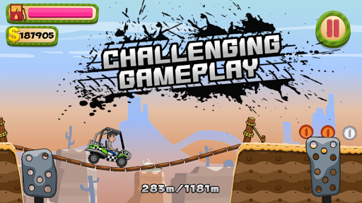 Hill Racing u2013 Offroad Hill Adventure game 1.1 screenshots 3