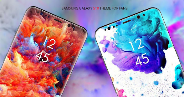 Theme For Samsung Galaxy S10 Apps On Google Play