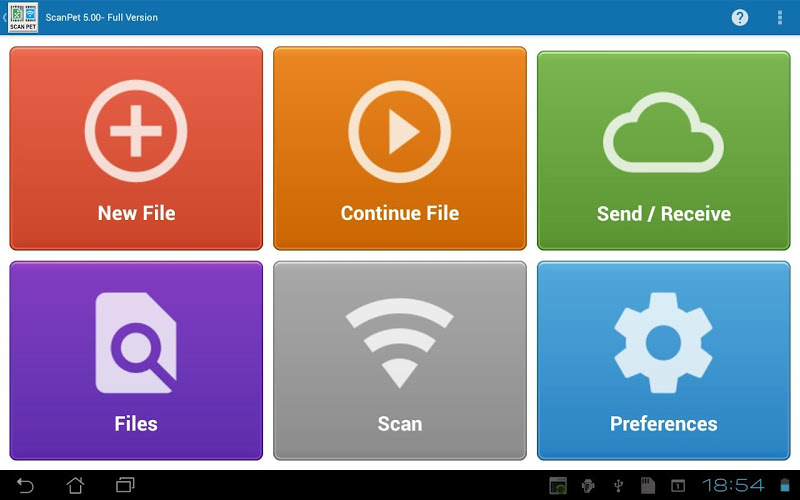 Inventory + Barcode scanner: inventory management Screenshot 16