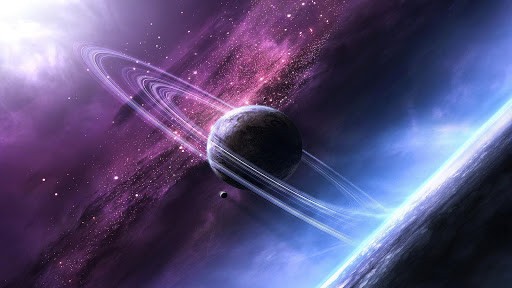 Saturn Pack 2 Live Wallpaper